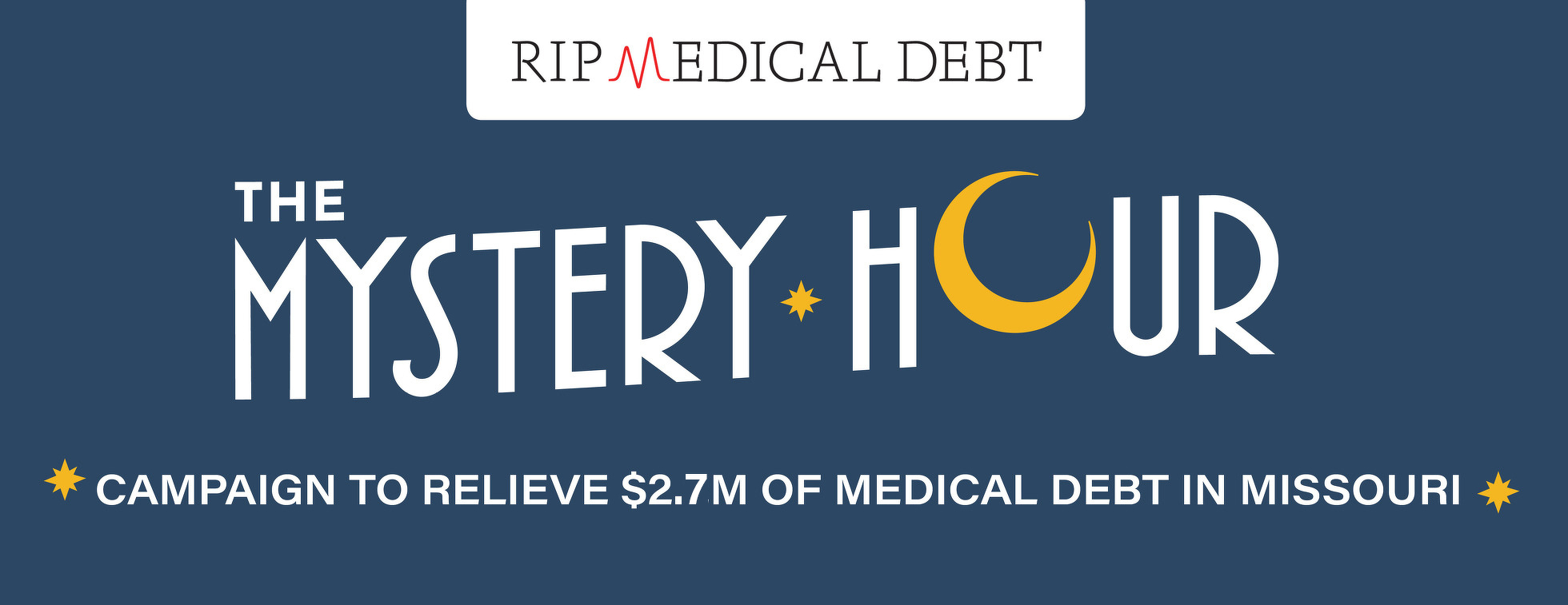 Mystery Hour's Campaign to Abolish Medical Debt in Missouri